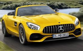 Mercedes-AMG GT S Roadster: Chủ lực GT mui trần thứ 3 trình làng