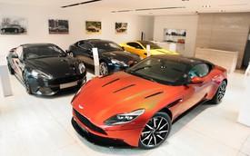 Sáp nhập VMS và VIMS thành triển lãm ô tô lớn nhất Việt Nam: Thêm Aston Martin, vắng THACO