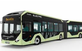 Xe bus lên tầm cao mới: 2 khoang gấp khúc dài gần 20 mét
