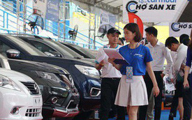 Lấn át cả Thái Lan, ô tô Đức tràn về Việt Nam