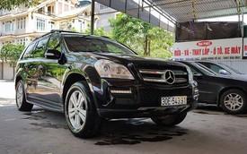 """Mercedes-Benz GL 450 2007 - SUV 7 chỗ """"full size"""" hơn 10 năm tuổi giá trên 800 triệu đồng"""