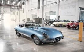 Chiếc Jaguar xuất hiện bất ngờ tại lễ cưới hoàng gia Anh có gì đặc biệt?