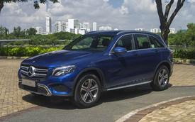 Ra mắt GLC 200 - Bản rẻ nhất trong dòng SUV bán chạy nhất của Mercedes-Benz Việt Nam