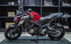 Honda CB650F giá 226 triệu đồng có gì để thuyết phục biker Việt?