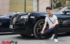 Chuyến trải nghiệm đặc biệt trên Rolls-Royce của cậu bé Nam Định 18 tuổi