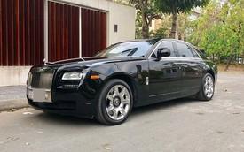Rolls-Royce Ghost đi 57.000 km chào bán ngang giá Mercedes-Maybach S 560 4Matic mới