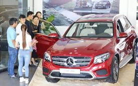 Cuộc đua đơn độc của Mercedes-Benz trên thị trường xe sang Việt Nam