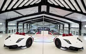 Khi bạn mê siêu xe Lamborghini nhưng chỉ đủ tiền mua ghế