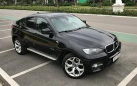 BMW X6 2008 hiếm hoi qua một đời chủ, độ nhiều đồ được chào bán hơn 800 triệu đồng