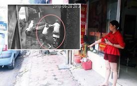 Hà Nội: Chủ tiệm tóc kể lại khoảnh khắc nghẹt thở khi cùng nhân viên và nữ chủ xe SH giằng co với tên cướp có dao