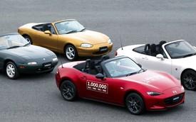 Mazda chạm mốc sản xuất 50 triệu xe