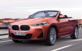 BMW hứng thú với SUV mui trần, có thể ra mắt X2 Convertible