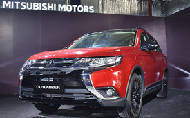 Tăng giá, Mitsubishi Outlander tự làm khó mình trong cuộc đua với Honda CR-V