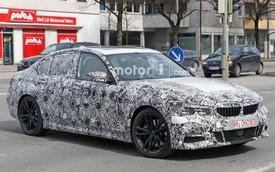 BMW 3-Series thế hệ mới lộ ảnh chạy thử, ngày ra mắt: Ngày càng giống 5-Series