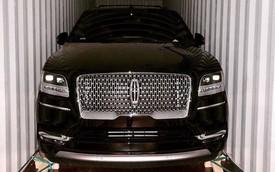 SUV hàng khủng Lincoln Navigator L Black Label có thể sớm cập bến Việt Nam