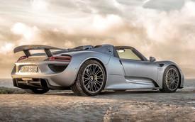 Porsche công bố 7 mẫu xe tốt nhất trong suốt 70 năm qua