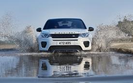 Land Rover ra mắt Discovery Sport phiên bản đặc biệt đánh dấu doanh số kỷ lục mới