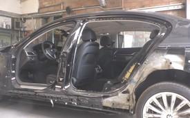 Xem BMW 7-Series hư hại được phục hồi như mới trong 10 ngày