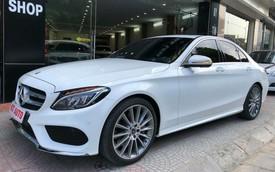 Chủ xe Mercedes-Benz C300 AMG chịu lỗ hơn 300 triệu sau 4 tháng sử dụng