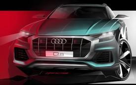 SUV chủ lực Audi Q8 chính thức lộ diện: Phá vỡ giới hạn thiết kế an toàn