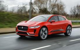 Jaguar lo sợ I-Pace SVR quá mạnh mẽ, tăng tốc 0-100 km/h trong chưa đầy 2 giây