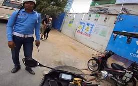 Nhận hối lộ của biker Việt, hai cảnh sát giao thông Campuchia trước nguy cơ bị đuổi khỏi ngành