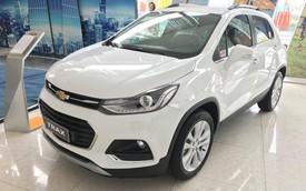 Chevrolet Trax âm thầm biến mất khỏi danh mục sản phẩm của GM Việt Nam