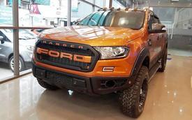 Chưa có hàng mới, Ford Ranger được độ lại kiểu Raptor để hút khách Việt với giá 1,1 tỷ đồng
