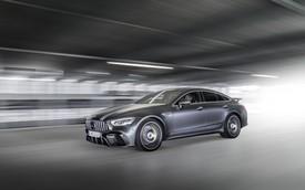 Mercedes ra mắt AMG GT Coupe 4 cửa đặc biệt Edition 1