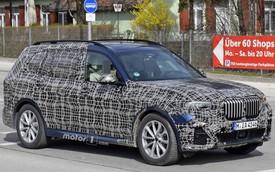 BMW dùng pha lê Swarovski trang trí cần gạt số cho SUV lớn nhất sắp ra mắt