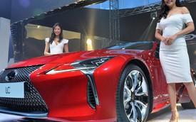 Trong 3 tháng gần nhất, Lexus chỉ tiêu thụ vỏn vẹn 3 ô tô tại Việt Nam