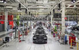 Tesla đem thế chấp siêu nhà máy rộng gần 500.000 m2
