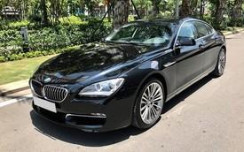 Chủ xe BMW 640i Gran Coupe 2015 mất 1,6 tỷ đồng sau gần 16.000km