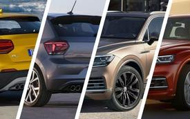Volkswagen, Audi, Porsche... đang ngày càng giống nhau - Quá đà trong vay mượn thiết kế?