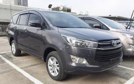 """Vắng hàng nhập, xe Toyota lắp ráp trong nước """"đắt như tôm tươi"""""""