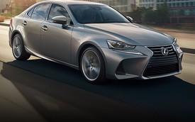 Lexus quay lưng với IS, GS mới