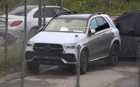 """Mercedes-Benz GLE 2019 """"lộ hàng"""" trước ngày ra mắt"""