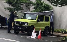 SUV mới của Suzuki tiếp tục lộ ảnh nóng
