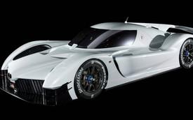Toyota bất ngờ giới thiệu siêu xe 1.000 mã lực hoàn toàn mới