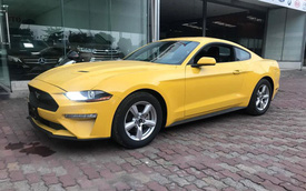 """Ngựa hoang"" Ford Mustang 2018 tiếp tục về Việt Nam"