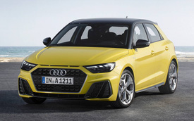 Ra mắt Audi A1 Sportback 2019: Xa rồi thời xe Audi đơn giản, hiền hòa