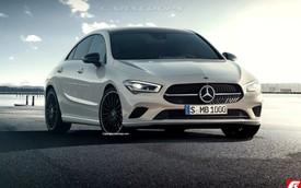 Mercedes-Benz CLA 2019 và những điều đã được hé lộ