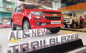 Vừa về Việt Nam lại bán chạy số một phân khúc, Chevrolet Trailblazer đã bị khai tử phiên bản mạnh nhất
