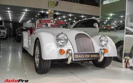 Khám phá Morgan Plus 4 - Xe Anh Quốc cho đại gia Việt thích đồ cổ