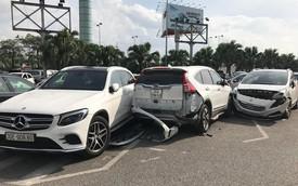 Toyota Vios lập hattrick hạ gục hàng loạt ô tô tại Hà Nội