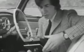 Nhìn vào hệ thống định vị bằng... đài cassette của những năm 70 mới thấy công nghệ đã tiến bộ thế nào