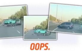 Đây là tai nạn cho thấy bạn không thể bỏ qua thông số tải trọng tối đa