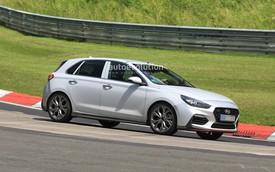 Hyundai mang i30 tới thử sức đường đua Nurburgring