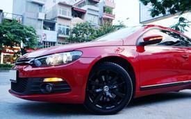 Sau 7 năm, xe Đức Volkswagen Scirocco bán lại ngang Toyota Vios mới cứng