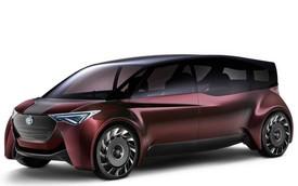 Toyota đăng ký bản quyền xe điện cho phép khách hàng sạc bằng cách... đạp bên trong